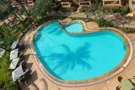 Lazy Lagoon Sarovar Portico Suites