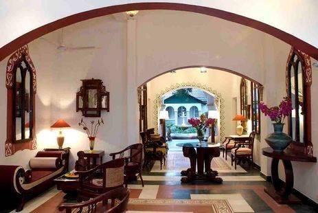 Casa Anjuna Hotel