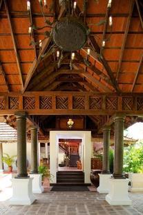 The Travancore Heritage Hotel