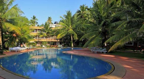 Abad Harmonia Ayurveda Beach Resort