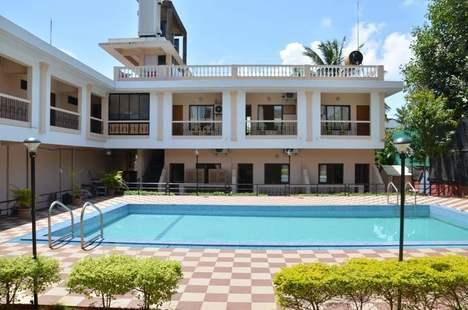 White Orchid Hotel (Ex. Villa Candolim)