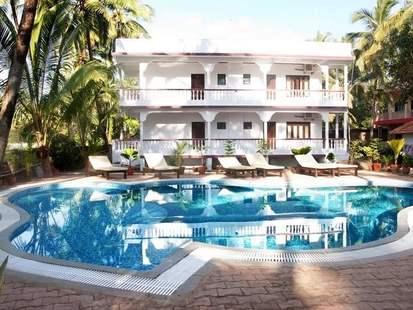 Morjim Club Beach Resort (Ex. Rococco Hotel Morjim)
