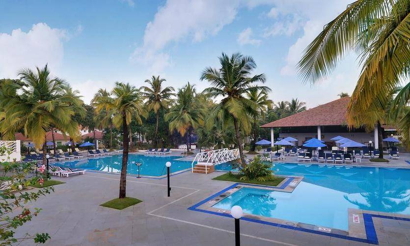 Novotel Goa Resort Dona Sylvia (Ex.Dona Sylvia Beach Resort)