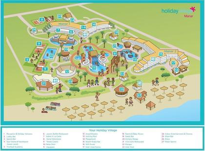 Holiday Village Manar (Ex. Magic Life)