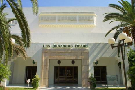 Les Oranges Beach Resort