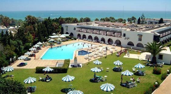 El Mouradi Beach