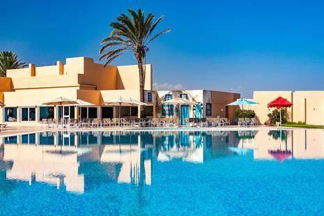 Magic Skanes Family Resort (Ex. Houda Skanes Monastir)