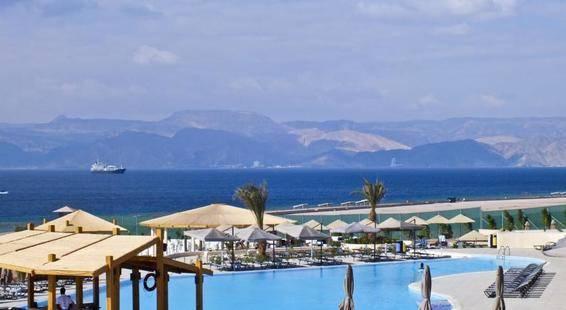 Double Tree By Hilton Aqaba