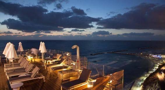 The Carlton Hotel Tel Aviv