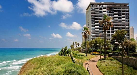 The Seasons Hotel Netanya