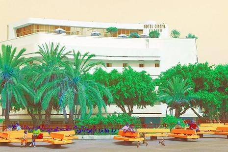 Atlas Cinema Hotel Tel Aviv