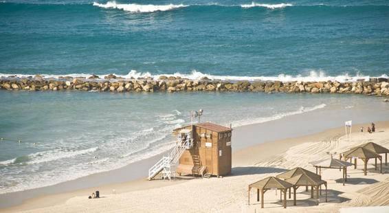 Grand Beach Hotel Tel Aviv