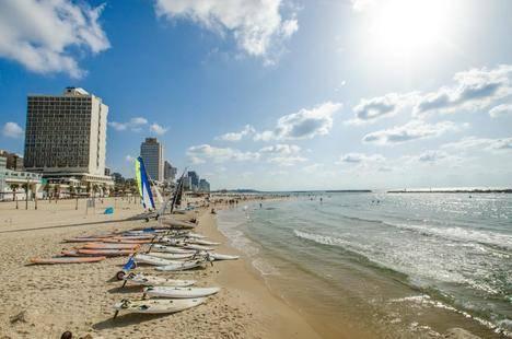 Olympia Hotel Tel Aviv