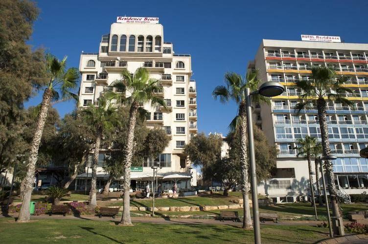 Residence Beach Hotel Netanya
