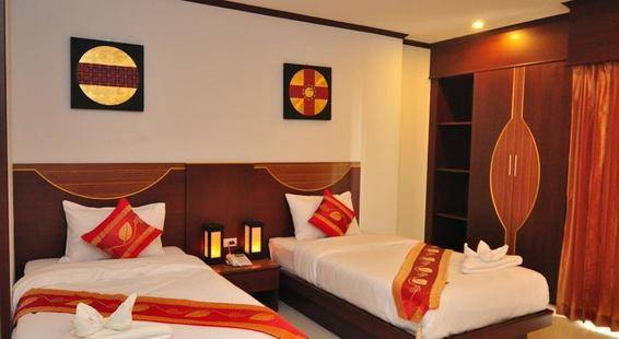 Sharaya Boutique Hotel (Ex. Tuana Issara Resort )