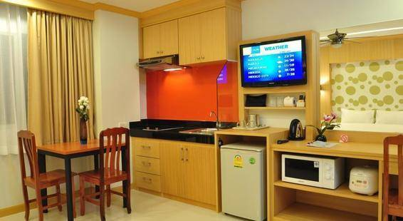 Green Harbour Hotel & Service Apartment