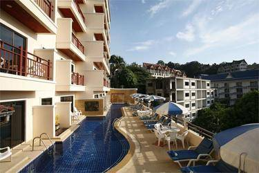 Jiraporn Hill Resort 3*