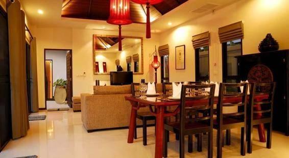 The Bell Pool Villa & Resort