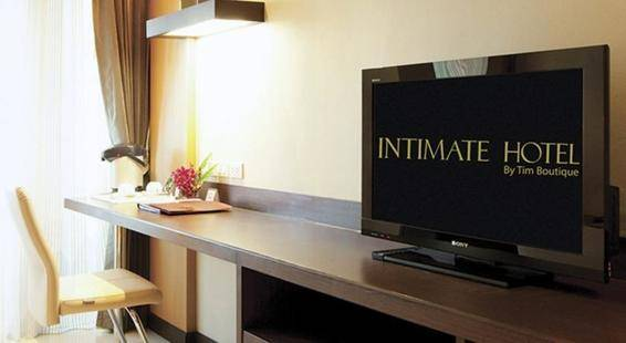 The Intimate Hotel (Ex. Tim Boutique Hotel)