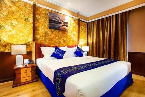 Floral Hotel Dolphin Circle Pattaya (Ex.Fairtex Sports Club & Hotel)
