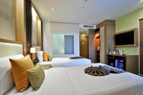 The Ashlee Plaza Patong Hotel & Spa (Ex. Citin Plaza Patong)