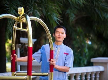 Crowne Plaza Resort Sanya Bay (Ex.Grand Fortune Bay Hotel Sanya)