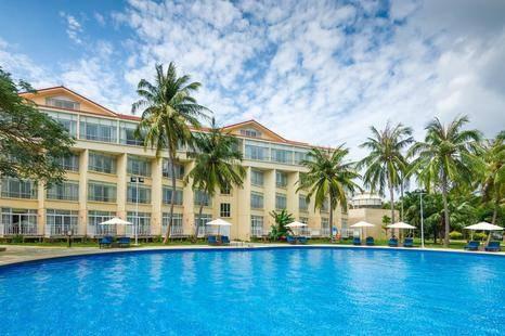 Golden Palm Resort Yalong Bay
