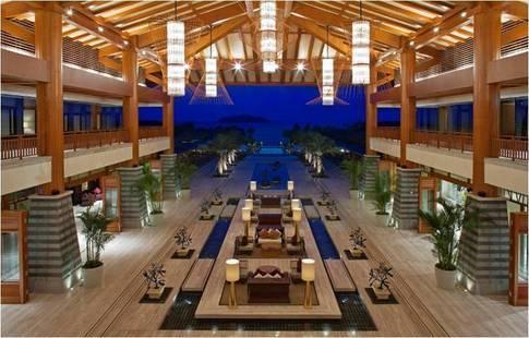 Le Meridien Shimei Bay Beach Resort