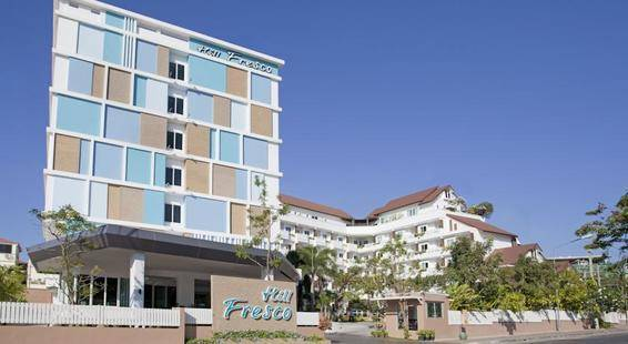 Hill Fresco Pattaya (Ex. Sea Orchid Pattaya)
