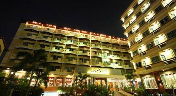 J.A. Villa Pattaya Hotel