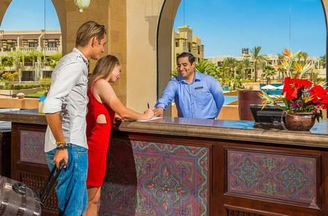 Port Ghalib Resort (Ex. Crown Plaza Sahara Oasis Port Ghalib Resort)