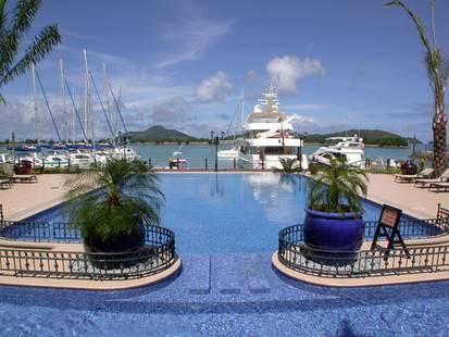The Wharf Hotel & Marina
