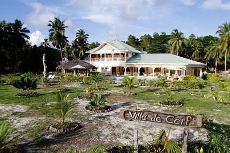 Villa De Cerf