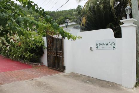 La Bonheur Luxury Villa