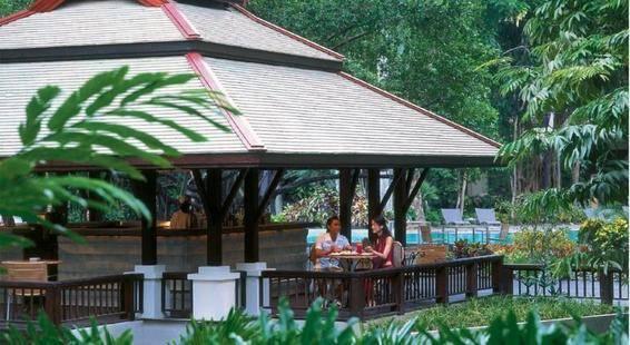 Swissotel Nai Lert Park Bangkok