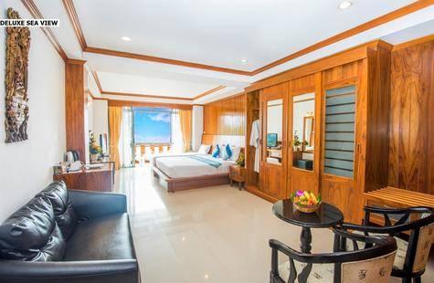 Tri Trang Beach Resort