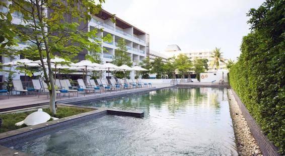 Tx2 Vibe Phuket Patong (Ex.Nap Patong)