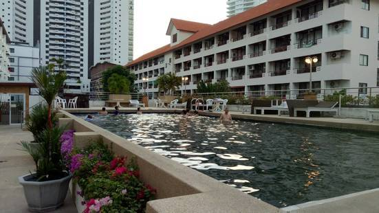 Jomtien Plaza Residence