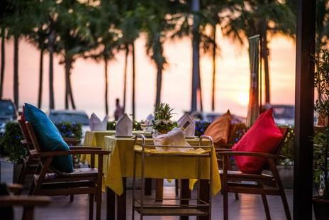 Sea Breeze Jomtien Resort