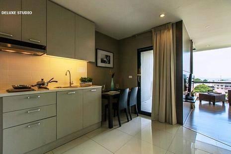 At Mind Serviced Residence Pattaya