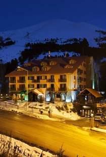 Dedeman Palandoken Ski Lodge Hotel