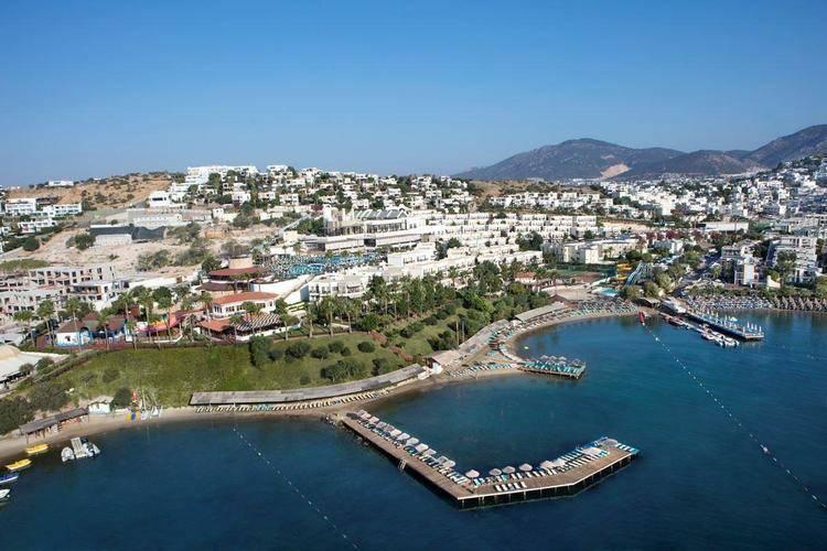 Asteria Bodrum Resort (Ex.Wow Bodrum Resort)