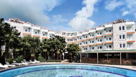 Uk Hotel Kiris (Ex.Kiris Rose Hotel)
