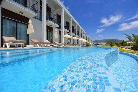 Jiva Beach Resort Hotel