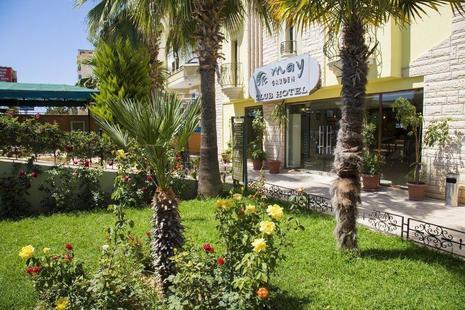 May Garden Club Hotel