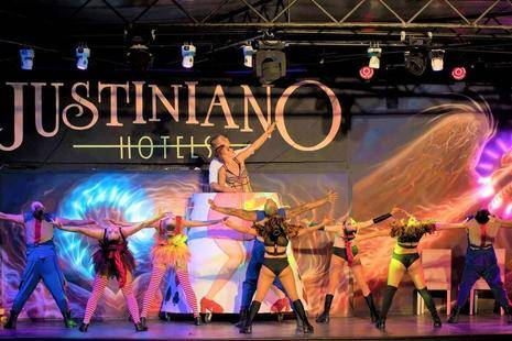 Justiniano Deluxe Resort Hotel