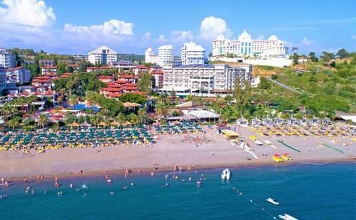Justiniano Deluxe Resort Hotel