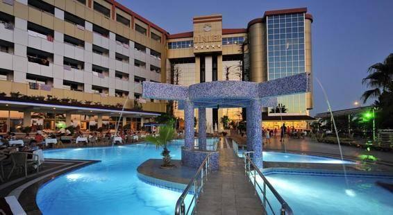 Kirbiyik Resort Hotel (Ex.Dinler Hotel)
