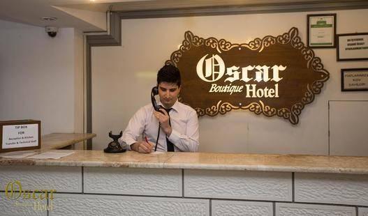 Oscar Boutique Hotel (Ex.Oscar Hotel)