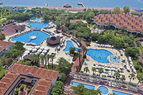 Pgs Hotels Kiris Resort